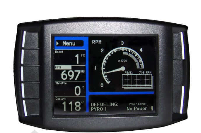 2008-2010 6 6L GM Duramax LMM MINI MAXX /without pyro DPF Delete Race Tuner  7009 (RACE ONLY)