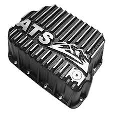 Dodge Transmission Pan ATS Aluminum