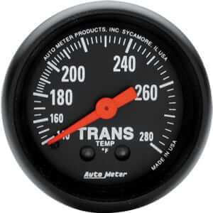 Autometer Tranny Temp Gauge Electric