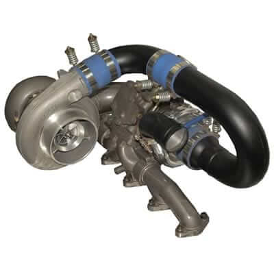 2003-2007 Dodge 5.9L R700 Race Track Kit (Upgrade From Twin B) -BD 1045440