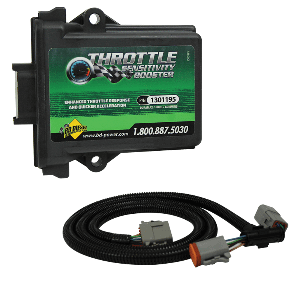 1998.5-2002 Dodge 5.9L Man Trans Throttle Sensitivity Booster