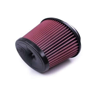 2011-2014 Ford S&B Intake Replacement Filter - Cotton (Cleanable) S&B KF-1058