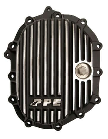 2011-2015 Chev PPE Front Aluminum Differential Cover - Brushed PPE 138041010