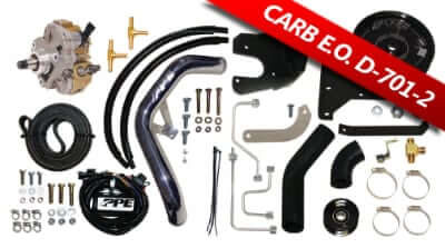 2003-2007 Dodge 5.9L - Dual Fueler CP3 Pump Kit PPE 213002100