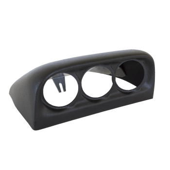 "Dodge Ram 2-1/16"" Triple Dash Pod"