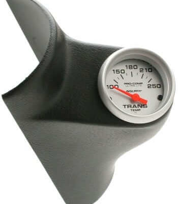 Ford Powerstroke/SD Single A-Pillar Gauge Kit