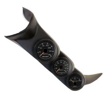 Duramax Triple A-Pillar w/Speaker Gauge Kit