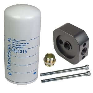 Fine Particle Fuel Filter BD 1050340-PFF