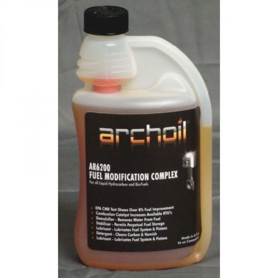 Archoil Fuel Modification Complex - High Concentrate 16oz AR6200-16x2
