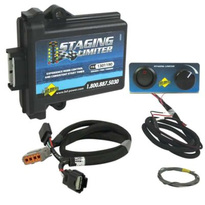 2005-2010 6.0L/6.4L Power Stroke Staging Limiter BD 1057724