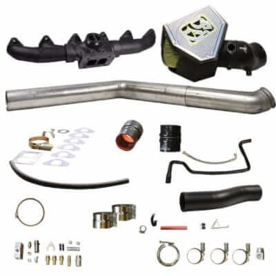 2007.5-2009 Dodge 6.7L Single Turbo Install Kit BD 1045701