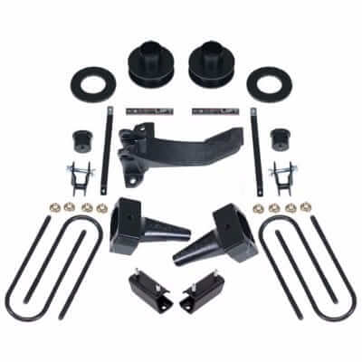 """2011-2016 Ford F250 4WD Stage 3 2.5"""" Front, 2.0"""" Rear SST Lift Kit -- RL 69-2511"""