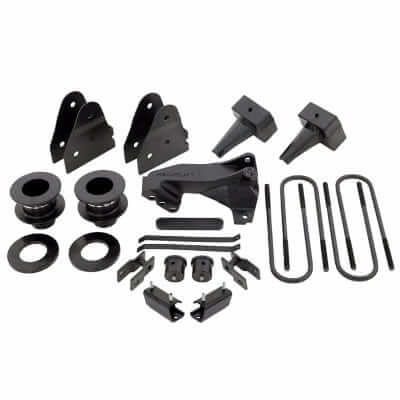 "2011-2016 Ford F250/F350 4WD Stage 4 3.5"" Front, 3.0"" Rear (1.0"" Rear on F350) SST Lift Kit -- RL 69-2531"