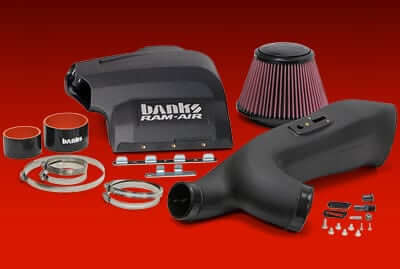 2011-2014 Ford Banks Ram-Air® Intake System Ford F-150, 6.2L | Oiled filter