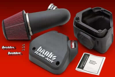 1994-2002 Dodge Ram-Air Intake System | OILED filter BAN42225