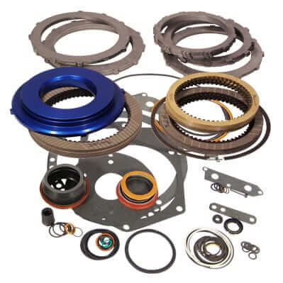2004-2007 Dodge 48RE Xtreme Transmission Rebuild Kit with GPZ & Billet Piston TCS 149320R