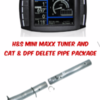 2008-2010 Ford Mini Maxx Tuner and CAT & DPF Delete Pipe Package F6.4L7009P