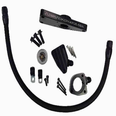 2003-2007 Manual Transmission Cummins Coolant Bypass Kit FPE-CLNTBYPS-CUMMINS-MAN