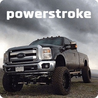 ford powerstroke performance packages