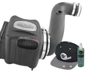 2006-2007 GM Momentum HD Cold Air Intake; Elite AFE 51-74003-E