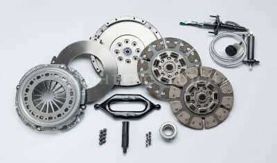 2005.5-2017 Dodge G56 Street dual disc kit - With flywheel & hydx SDD3250-GK