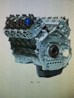 2001-2004 6.6L Duramax LB7 Street Series Long Block Engine DFC SS660104LB7LB