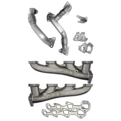 1297970 Rudys Non Egr Up Pipes as well 231661425878 also Walker Exhaust 50516 further 111553607219 as well Walker Exhaust 82688. on ford 6 0 up pipe