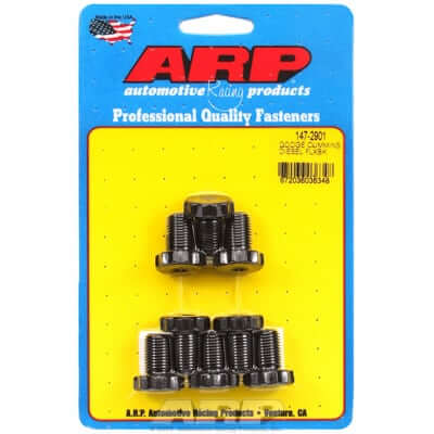 1989-2009 Dodge Cummins 5 9L 12V/24V, 8 pieces Flexplate Bolt Kit ARP  147-2901
