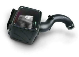 2001–2004 6.6L LB7 Chev Cold Air Intake Kit – Dry Filter S&B 75-5101D