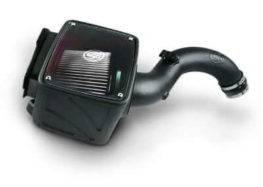 2004-2005 GM LLY Cold Air Intake Kit S&B 75-5102D