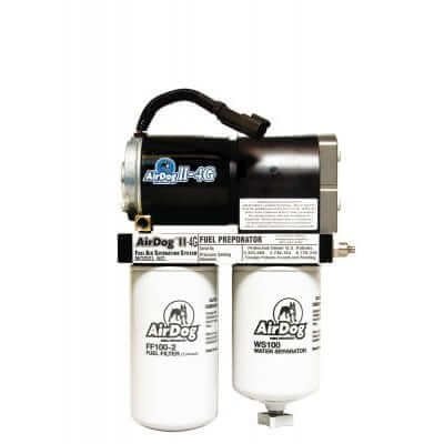 1998.5-2004 Dodge AirDog II-4G Fuel Air Separation System DF-165 GPH Air Dog A6SABD425