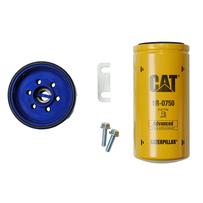 2001-2015 chevy/gmc duramax cat fuel filter sd-cat-dmax - canadian ...