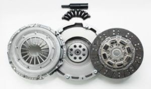 2001-2005 Chev LB7 Organic Clutch Kit, Includes flywheel SBC SDM0105OK-LB7