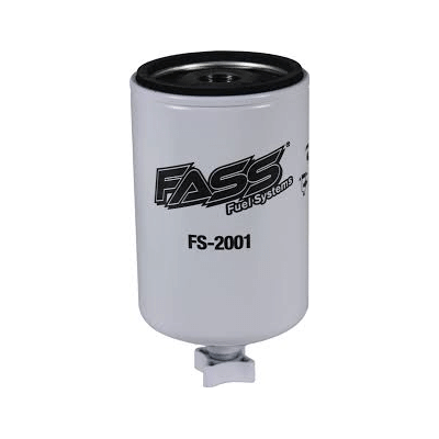 Titanium Series Diesel Fuel Filter and Water Separator Replacement FASS FS-2001