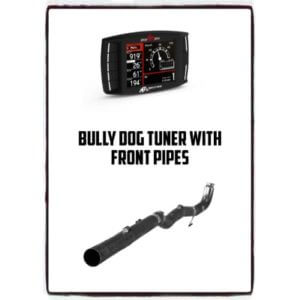 2011-2014 Chev Bully Dog Tuner with Front Pipes CDO CHEV 40428/862