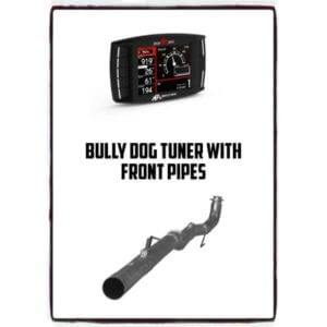 2015-2016 Chev Bully Dog Tuner with Front Pipes CDO CHEV 40428/872