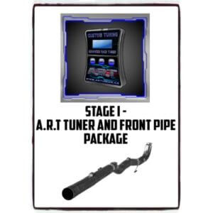 2011-2014 A.R.T TUNER WITH FLO PRO FRONT PIPE CDO 862/ART GCAL