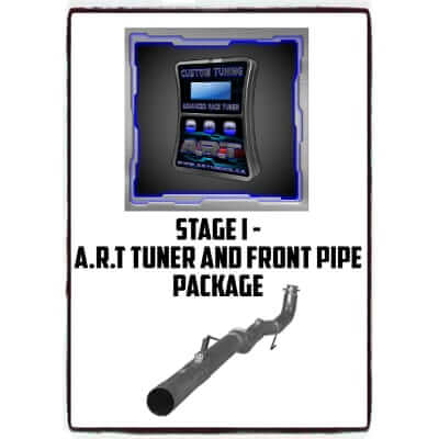 2015-2016 A.R.T TUNER WITH FLO PRO FRONT PIPE