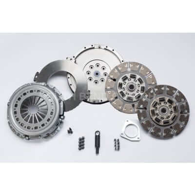 1988-1993 / 5.9L Dodge Stage 4 STREET DUAL Clutch-Kit SBC SDD3250-5G