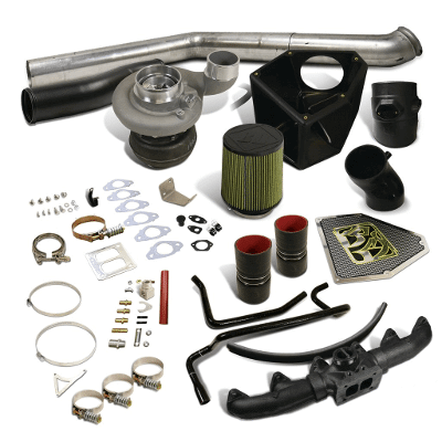 2007.5-2009 Dodge 6.7L Rumble B S363SX-E Turbo Kit - BD 1045734