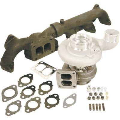 2007.5-2018 Dodge BD Iron Horn 6.7L Cummins Turbo Kit S363SXE/76 0.91AR BD 1045292