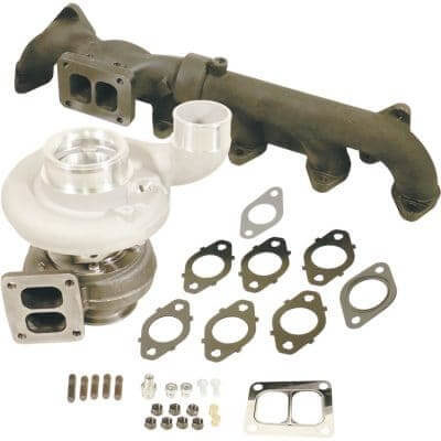 2007.5-2018 Dodge BD Iron Horn 6.7L Cummins Turbo Kit S364SXE/80 1.00AR BD 1045295