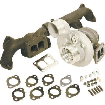 2007.5-2018 Dodge BD Iron Horn 6.7L Cummins Turbo Kit S366SXE/80 0.91AR BD 1045296