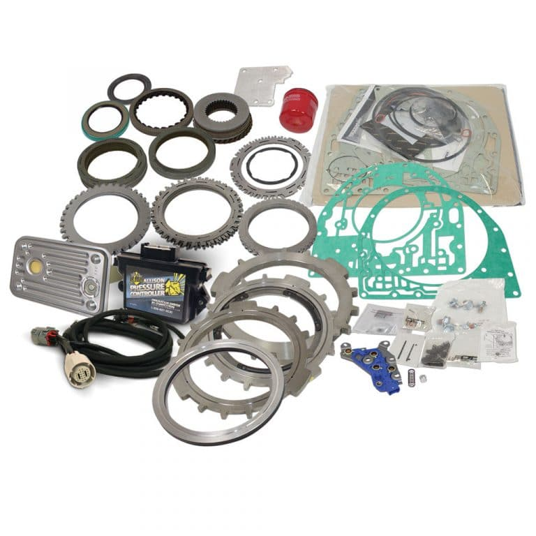 2011-2016 LML Chevy BD Duramax Built-It Trans Kit Stage 4 c/w Pressure Controller BD 1062227