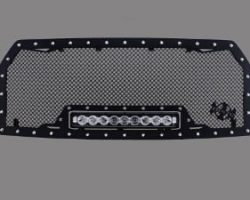 Royalty Core 2015-2017 Ford F-150 RC1X Incredible LED Full Grille Replacement – 15546