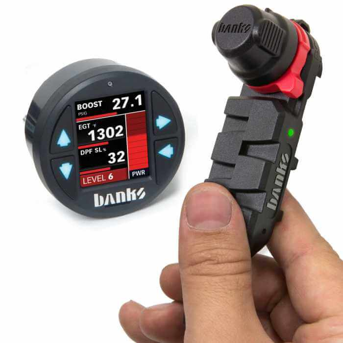 Banks 2017-2019 Chevy L5P Derringer Tuner with iDash- 66692